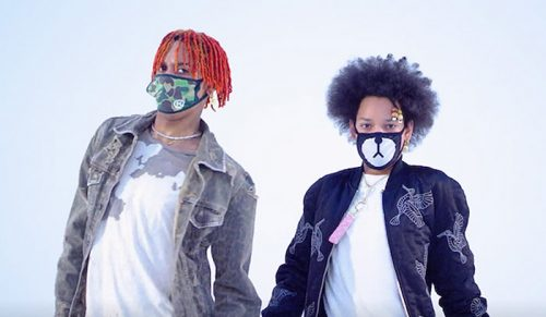 """ec006923061 Ayo & Teo have finally premiered the official music video for their catchy  single """"Rolex"""". It comes with a cameo from Usher. The song became a smash  hit ..."""