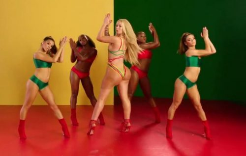 Swish swish porn music video - 4 7