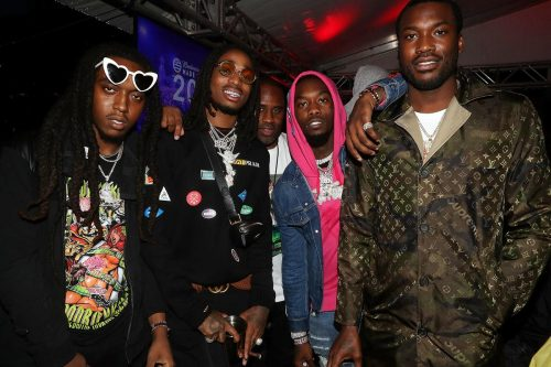 NEW MUSIC: Meek Mill feat  Migos -