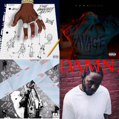 ALBUM SALES (week 40, 2017): A Boogie Wit Da Hoodie, Tank, Lil Uzi