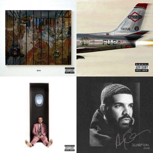 ALBUM SALES (week 37, 2018): Russ, Eminem, Mac Miller, Drake & more
