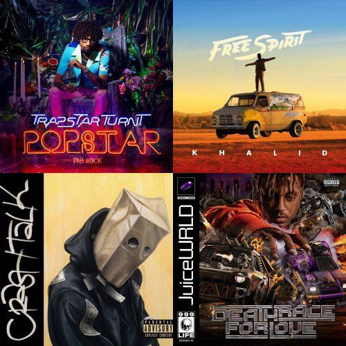 ALBUM SALES (week 19, 2019): PnB Rock, Khalid, ScHoolboy Q, Juice
