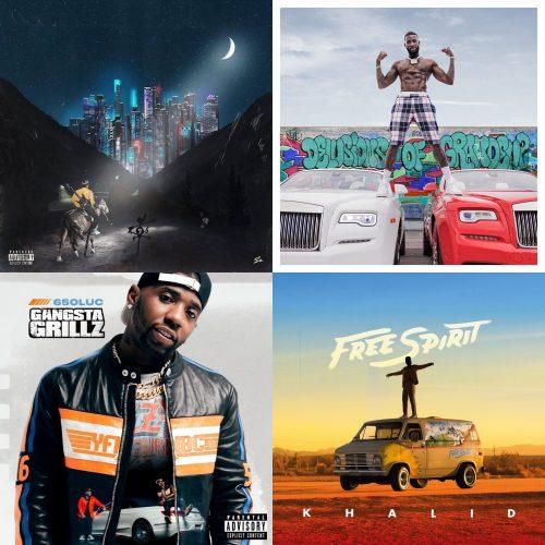 ALBUM SALES (week 26, 2019): Lil Nas X, Gucci Mane, YFN