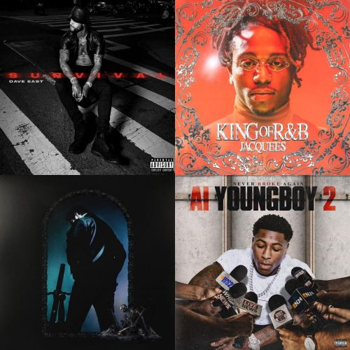 ALBUM SALES (week 46, 2019): Dave East, Jacquees, Post