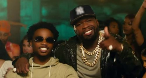 Pop Smoke 50 Cent Roddy Ricch The Woo video