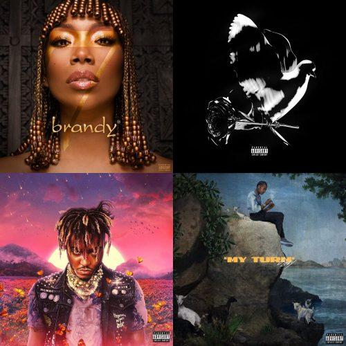 Album sales week 32 2020