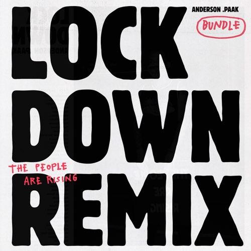 Anderson .Paak JID Noname Jayrock Lockdown remix