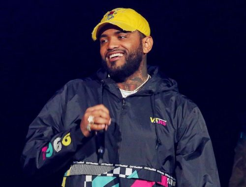 Joyner Lucas Evolution EP release date artwork