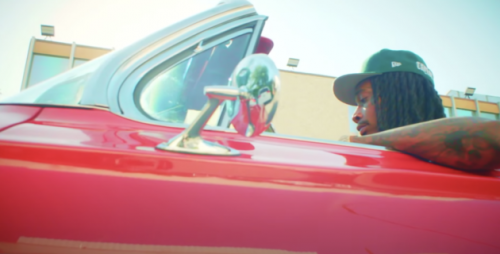 Wiz Khalifa Bammer video