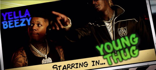Yella Beezy Young Thug Headlocc video