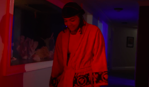 Young M.A Quarantine Party video