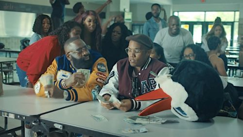 Anderson .Paak Rick Ross CUT EM IN video