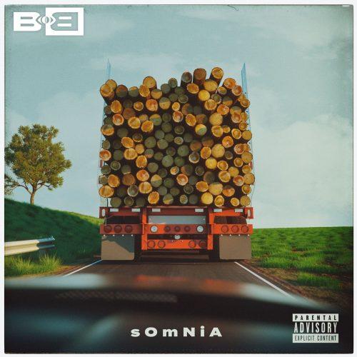 B.o.B Somnia album stream