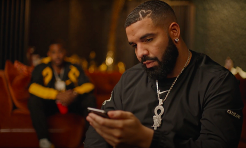 DJ Khaled Drake Popstar video