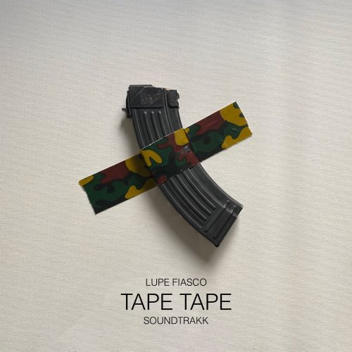 Lupe Fiasco TAPE TAPE EP stream