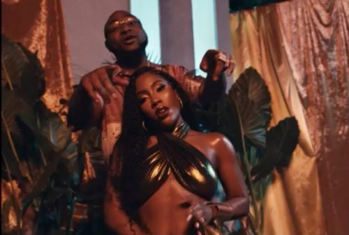 Sevyn Davido Kissez video