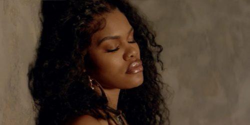 Teyana Taylor Concrete video