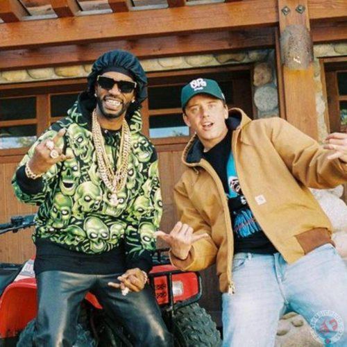 Juicy J Logic 1995 video