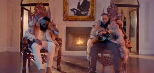 Master Fard Muhammad Busta Rhymes Rick Ross video