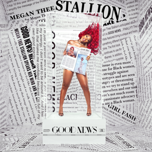 Megan Thee Stallion Good News album stream