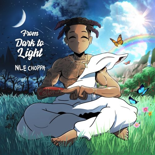 NLE Choppa From Dark To Light album stream