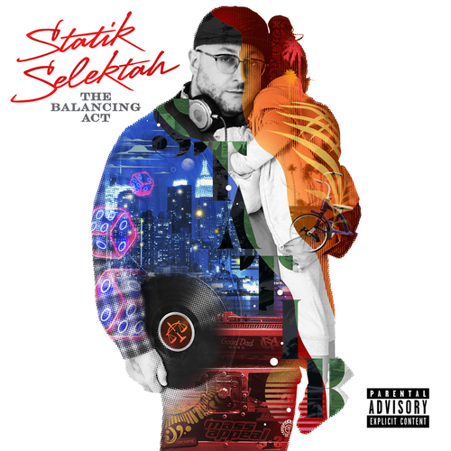 Statik Selektah The Balancing Act album stream