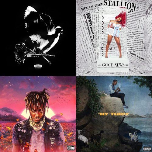 Album sales week 50 2020