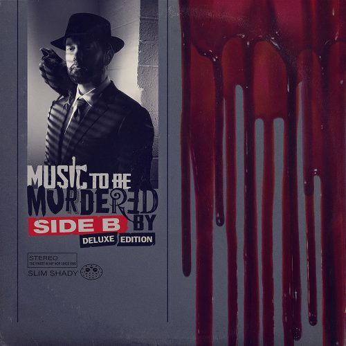 Eminem Music To Be Murdered By - Side B Deluxe Edition album stream