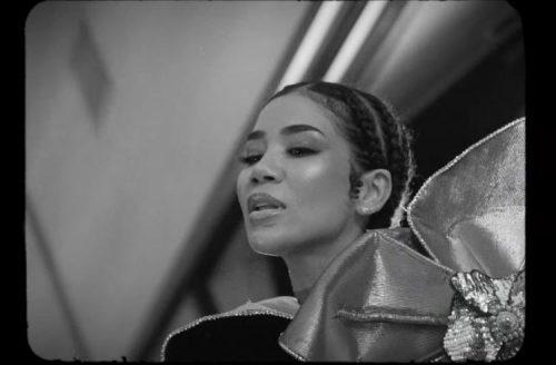 Jhene Aiko Nas 10k Hours video