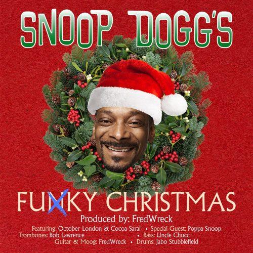 Snoop Dogg Funky Christmas EP stream