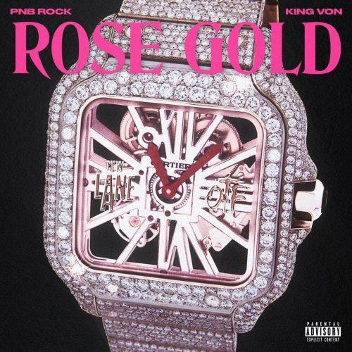 PNB Rock King Von Rose Gold