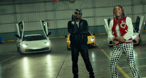 Tyla Yaweh Gunna Wiz Khalifa All The Smoke video
