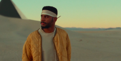 Bryson Tiller Sorrows video