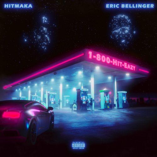 Eric Bellinger Hitmaka 1-800-HIT-EAZY album stream
