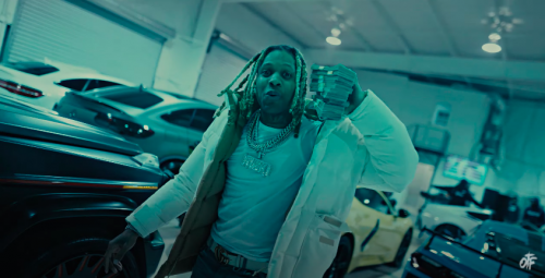 Lil Durk Lil Baby Finesse Out The Gang Way video
