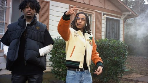 YBN Nahmir 21 Savage Opp Stoppa video