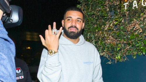 Drake Scary Hours 2 EP release date artwork