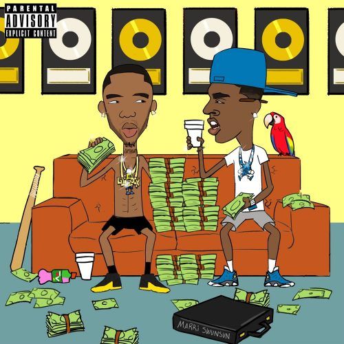 Dum And Dummer 2 Young Dolph Key Glock album stream