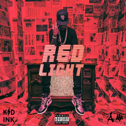 Kid Ink Red Light video