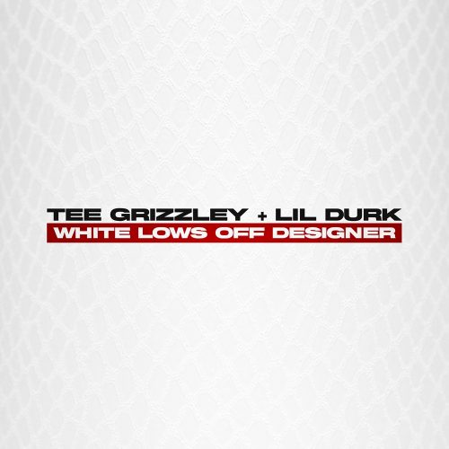 Tee Grizzley Lil Durk White Lows Off Designer