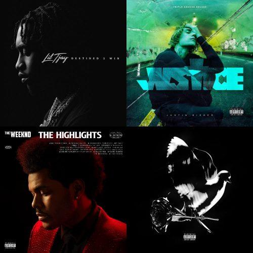 Album sales week 14 2021
