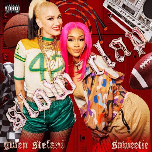 Gwen Stefani Saweetie Slow Clap video