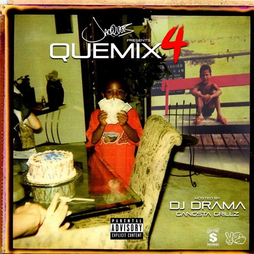 Jacquees Quemix 4 mixtape stream