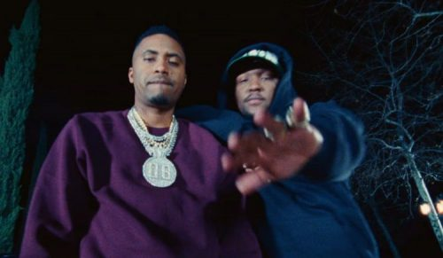 Nas Hit-Boy EPMD video