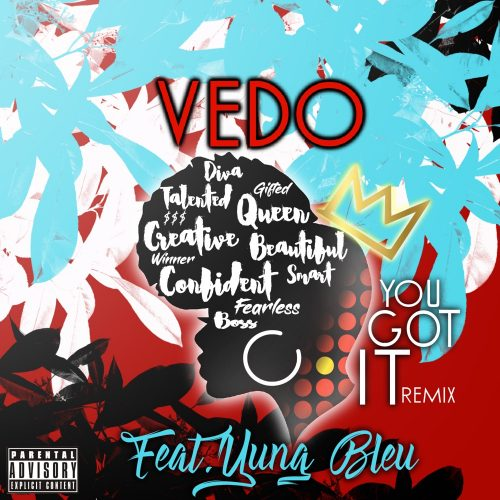 Vedo Yung Bleu You Got It remix