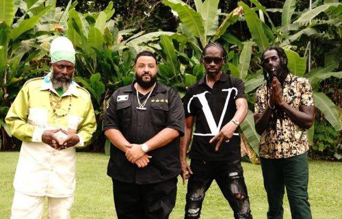 DJ Khaled Buju Banton Capleton Bounty Killer Where You Come From video