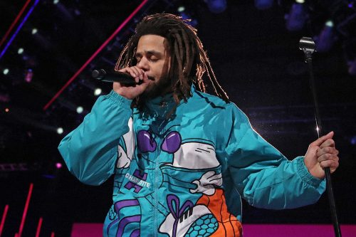 J. Cole The Off-Season artwork release album