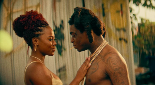 Kodak Black Z Look Jamaican video