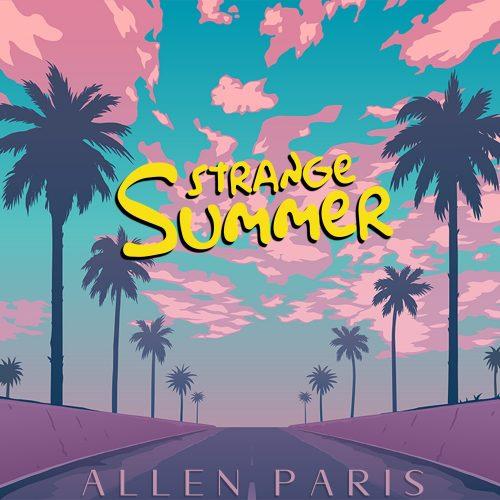 Allen Paris Strange Summer