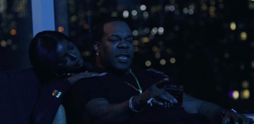 Busta Rhymes Deep Thought video